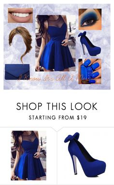 """""""I Know It's All A Mess"""" by o-hugsandkisses-x ❤ liked on Polyvore featuring Sephora Collection, Dorothy Perkins, women's clothing, women, female, woman, misses and juniors"""