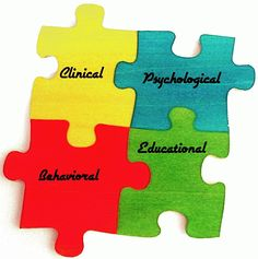 Which piece of the puzzle represents your experience with autism?