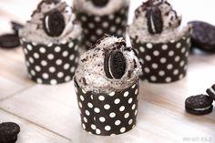 Sallys Rezepte - Oreo Cupcakes
