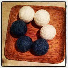 Aias Dot Ca: DIY Wool Dryer Ball Tutorial