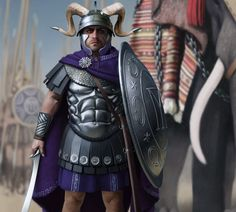 Pyrrhus was a second cousin of Alexander the Great who made a name for himself as an enemy of Carthage and early Rome. Greek History, European History, Ancient History, American History, Ancient Egyptian Art, Ancient Aliens, Ancient Greece, Roman Warriors, Greek Warrior