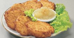This is an easy and tasty recipe for old but good potato pancakes. Try them today and tell us how you like it Creamy Lemon Chicken, Potato Pancakes, Cooking Recipes, Healthy Recipes, Easy Meals, Dinner Recipes, Veggies, Yummy Food, Lunch