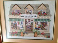 Needlework shop