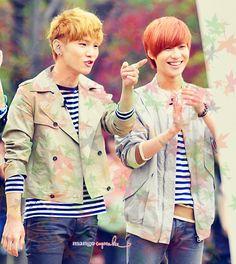 SHINee - Key & Taemin <3