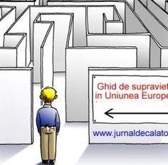 Jurnal de calatorie-Uniunea Europeană