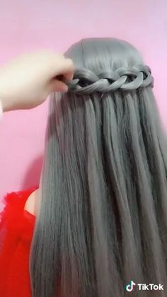 Creative Hairstyle - - Creative Hairstyle Up Hairstyles for You 2019 2019 Up Hairstyles ideas Women and Men Best Trend Up Hairstyles Ideas for you. Easy Hairstyles For Long Hair, Creative Hairstyles, Pretty Hairstyles, Braided Hairstyles, Medium Hair Styles, Short Hair Styles, Luxy Hair, Hair Upstyles, Long Hair Video