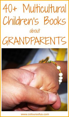 Multicultural Children's Books about Grandparents, Ages 4 to 10