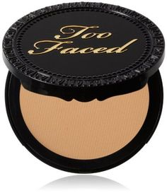 Too Faced Cosmetics Amazing Face Powder Foundation Warm Honey 032Ounce *** Continue to the product at the image link.