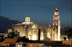 Catedral de Cuernavaca - Mexico
