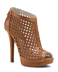 MICHAEL Michael Kors  Graham Cutout Bootie. Wish these were still available in my size!!!!