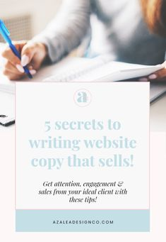 Learn my top 5 secrets to writing effective website copy to convert your visitiors into paying customers. Gain more attraction & make more sales. Business Entrepreneur, Business Tips, Online Business, Can You Help, Increase Sales, How To Stop Procrastinating, Feeling Overwhelmed, Copywriting, Starting A Business