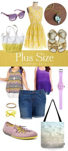 Plus Size Summer Style - visualheart