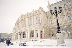 Odessa Opera House (by marten_kv)