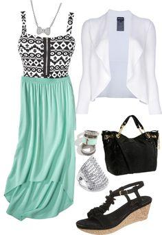 """summer/ Spring outfit"" by bellaoelegant-shimmer on Polyvore"