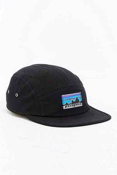 ee6419945ef Patagonia Retro Fitz Roy Label 5-Panel Baseball Hat Patagonia Hat