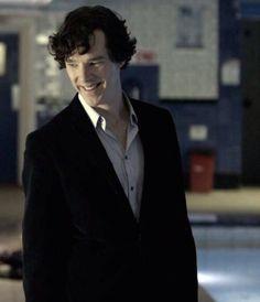 Benedict Cumberbatch as Sherlock. The Great Game.