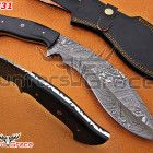 We manufacture high quality Damascus custom handmade knives and chef sets. Hunting Knives, Handmade Knives, Damascus, Handle, Damask, Knob, Custom Knives