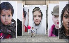 Street portrait 1 by Fabio Del Ghianda