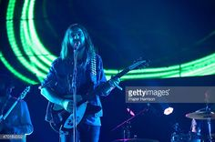 Musician Kevin Parker of Tame Impala performs onstage for 2015 Coachella Valley Music And Arts Festival (Weekend 2) April 17, 2015 in Indio, California. (Photo by Frazer Harrison/Getty Images for Coachella)