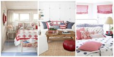20 All-American Red, White, and Blue Decorating Ideas  - CountryLiving.com