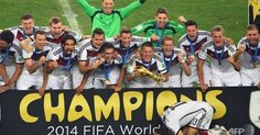 Germany own 2014 FIFA World cup