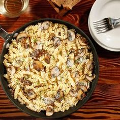 Greg's Special Rotini with Mushrooms - Allrecipes.com