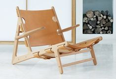 Hunting chair - Borge Morgensen 1950