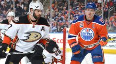 Second-round preview: Ducks vs. Oilers #FansnStars