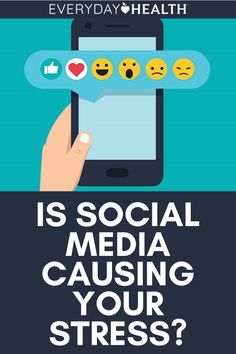 Learn how social media can be connected to your stress levels.