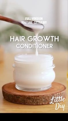 Beauty Tips With Honey, Beauty Tips For Glowing Skin, Healthy Skin Tips, Healthy Hair, Hair Remedies For Growth, Hair Growth, Hair Growing Tips, Diy Hair Treatment, Hair Care Recipes