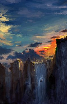 Doranelle (Book 3) .... [Colors Of The Sky by W-E-Z on deviantART]