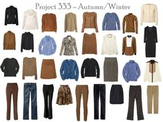 The Vivienne Files: Project 333: caramel & black accessories, 3 weeks of outfits