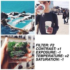 "vsco filters!! on Instagram: ""#filtrsF2 free filter❕this filter works on…"