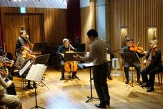 Chamber music is an answer to filling a dark long night of the winter.