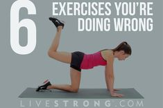 6 Exercise Swaps to Update Your Workout