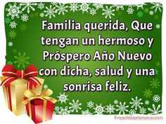 New Year phrases for the Family Happy New Year Wishes, Happy New Year Greetings, Monday Morning Quotes, Flowers Gif, Spiritual Messages, Motivational Messages, Love Words, Christmas Holidays, Qoutes
