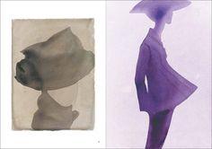 Mats Gustafson Watercolors layouts