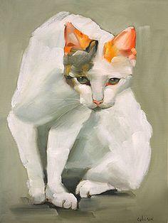 Cheryl Wilson, cat