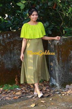 Kurti Neck Designs, Dress Neck Designs, Kurti Designs Party Wear, Blouse Designs, Casual Frocks, Casual Dresses, Fashion Dresses, Frock For Women, Dress Clothes For Women