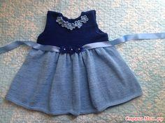 Целый ворох нарядных платье для маленьких модниц.
