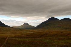 Highlands von Schottland