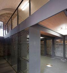 Rehabilitación del Castillo de la Coracera,Cortesía de Riaño+ arquitectos