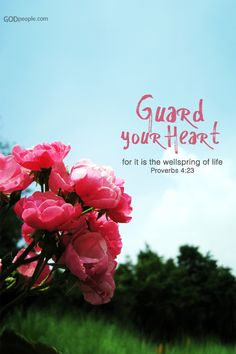Proverbs 4:28...More at http://beliefpics.christianpost.com/