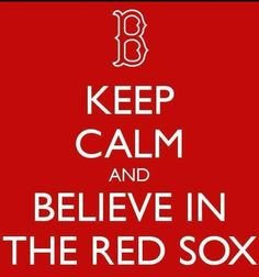 CONGRATS BOSTON RED SOX ~ 2013 WORLD SERIES CHAMPS!!