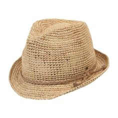 KOORINGAL LADIES FEDORA - TALLE NATURAL - Women's
