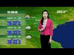 (VTC14)_ Thời tiết 12h ngày 20.05.2016