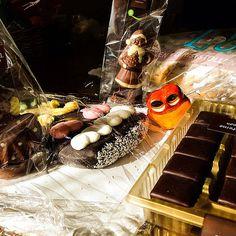Yummy chocolate and