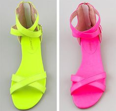 ugh i still really really want neon shoes