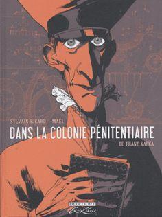 Dans la colonie pénitentiaire/Franz  Kafka http://bu.univ-angers.fr/rechercher/description?notice=000409829