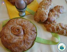 Cudduraci / ricetta tipica biscotti pasquali